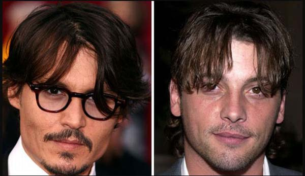 Johnny Depp & Skeet Ulrich