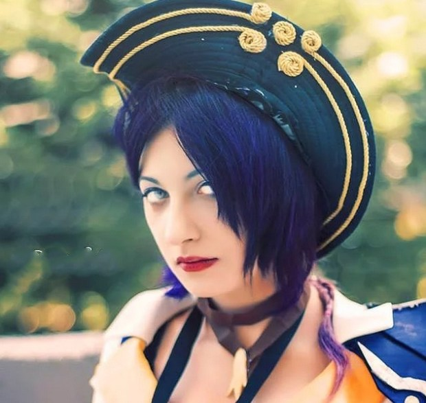 Royal Guard Fiora - Nervven Cosplay