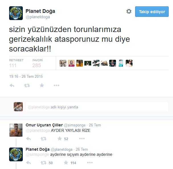 Twitter'daki Planet Doğa Hesabını Çıldırtan 20 Twitter Kullanıcısı 9