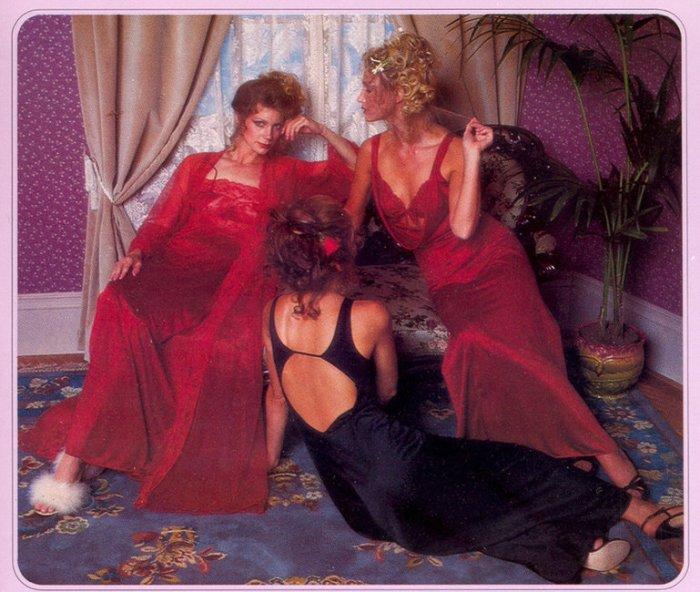 Victoria's Secret 1979 ve 1982 fotoğrafları 3