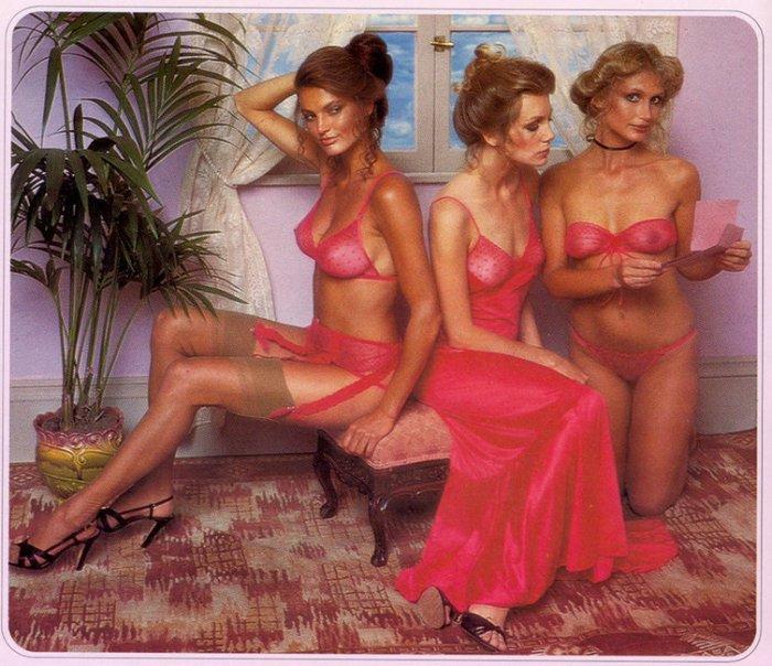 Victoria's Secret 1979 ve 1982 fotoğrafları