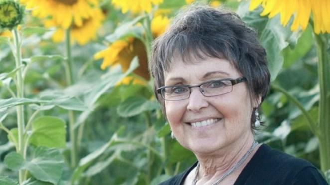 kanserli hastalar için ayçiçeği tarlası