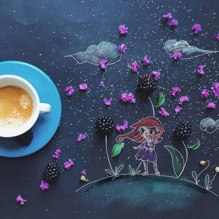 İllüstratör kahve içerse 2