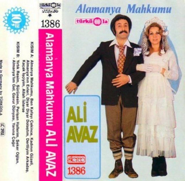 ALMANYA MAHKUMU