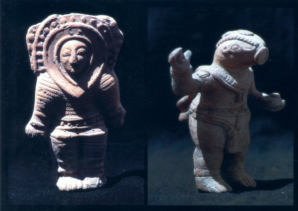 Güney Amerika heykel