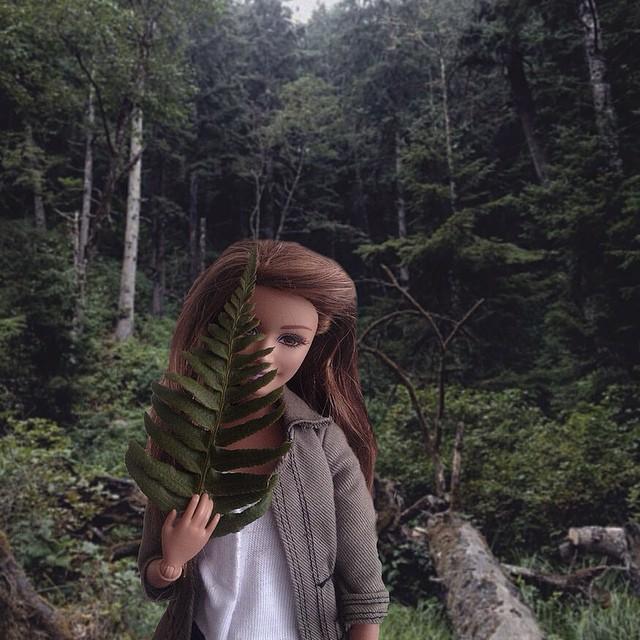 Hipster Barbie, Klişe Instagram Pozlarıyla InstaGirl'lere Meydan Okudu 2