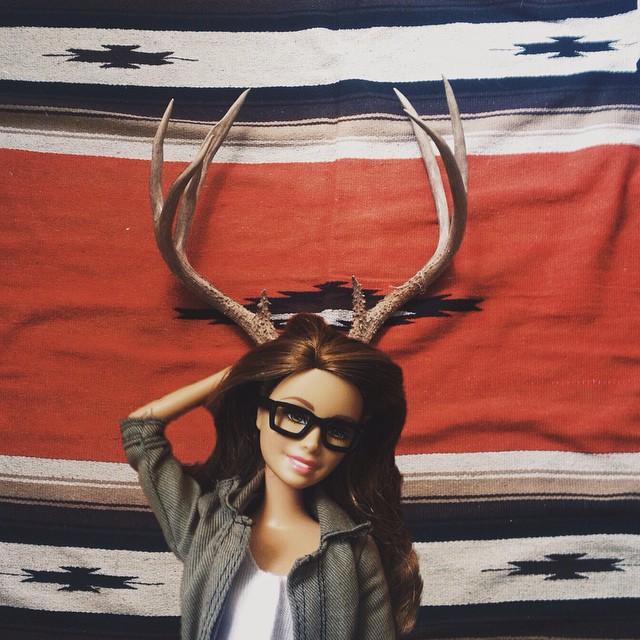Hipster Barbie, Klişe Instagram Pozlarıyla InstaGirl'lere Meydan Okudu 9