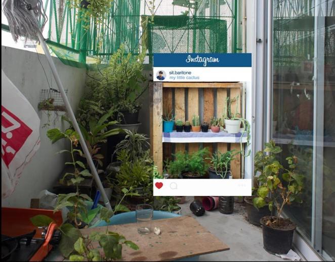 Instagram Fotoğraflarının Yüzünü de Gösteren Çalışma  5