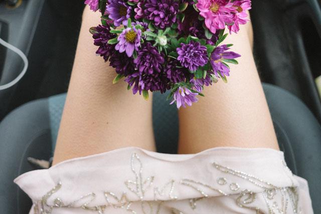 Kendi düğününü fotoğraflayan gelin Liisa 7