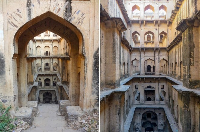 Victoria Lautman hindistan su yapıları ilginç binalar 3