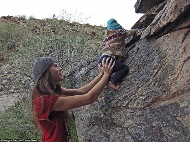 bebek dağcı