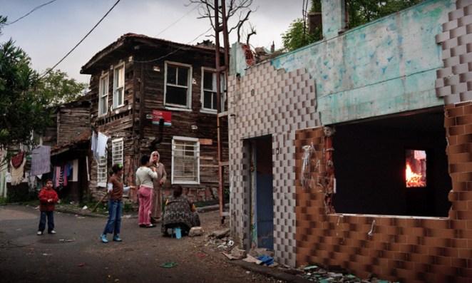 istanbul -tuhaf fotolar