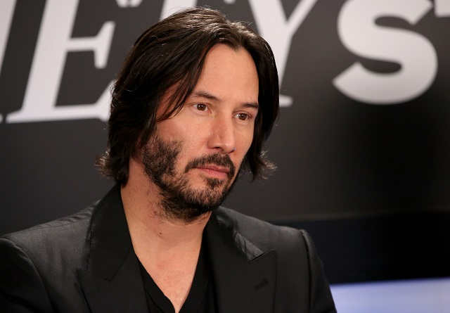 TORONTO, ON - SEPTEMBER 10:  Actor Keanu Reeves attends the Variety Studio presented by Moroccanoil at Holt Renfrew during the 2013 Toronto International Film Festivalon September 10, 2013 in Toronto, Canada.  (Photo by Jonathan Leibson/Getty Images for Variety)