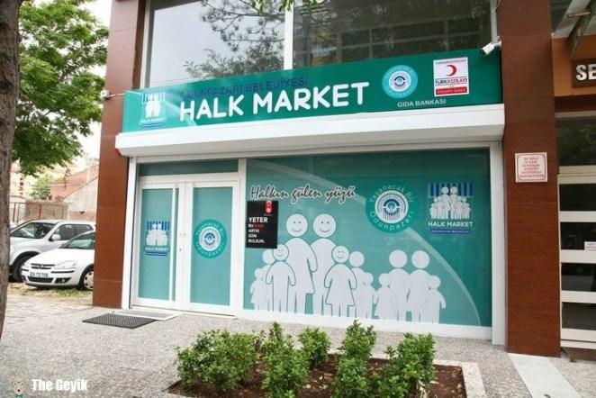 halk market