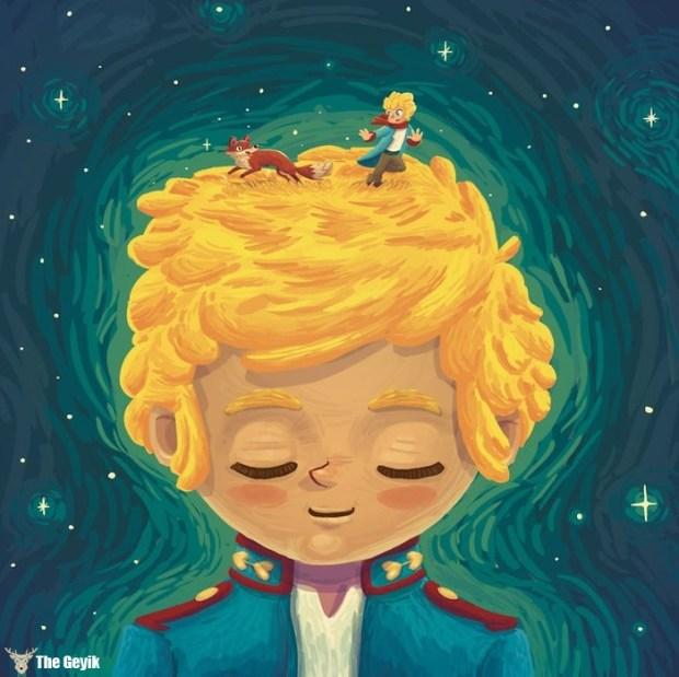 küçük prens 21