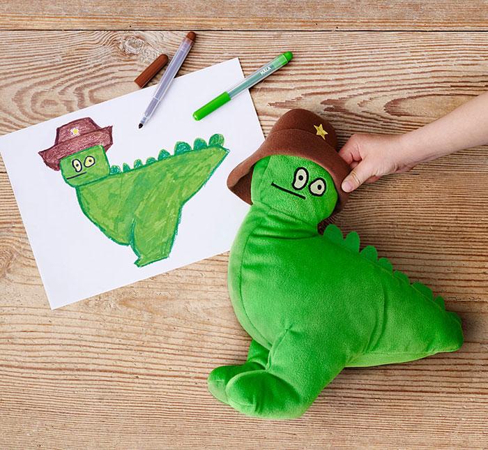 çocuk çizim ikea