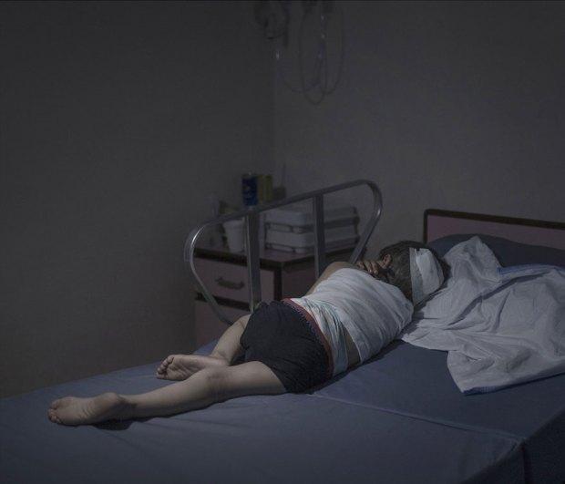 Suriyeli göçmen çocukların yattığı yerler magnus wennman 6