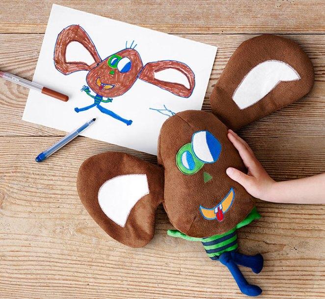 ikea-cocuk-cizimleri-oyuncak-çocuk çizimleri ikea
