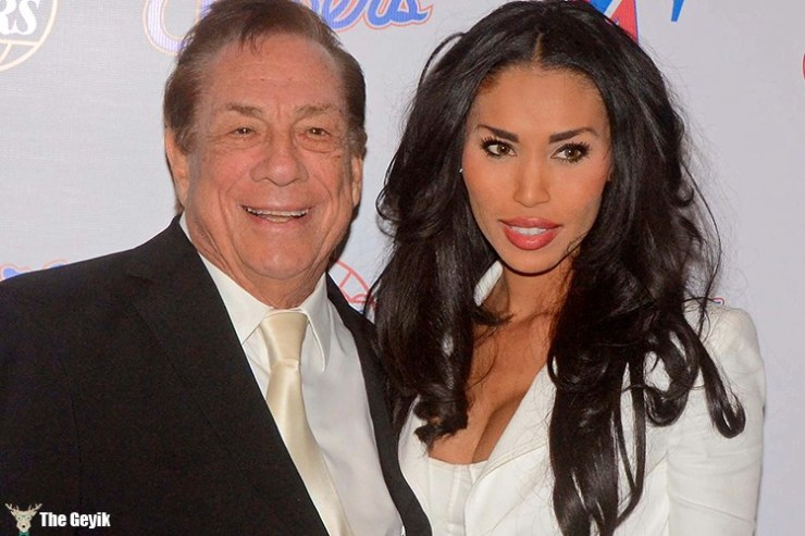 V. Stiviano (Donald Sterling)