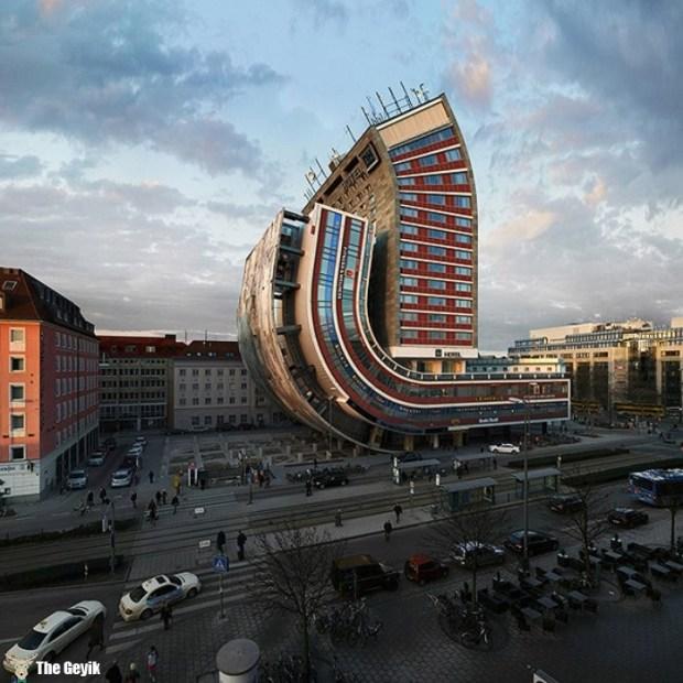Victor Enrich otel tasarımları 3