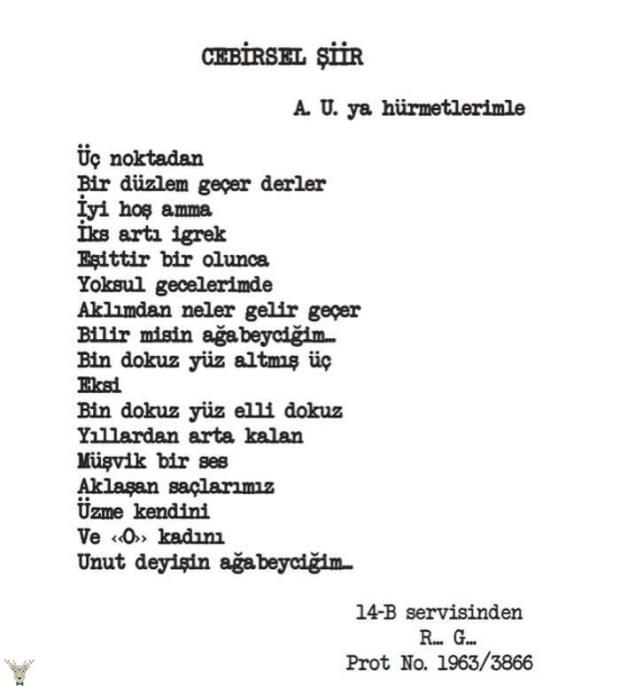 Akıl Hastalarının Yazdıkları Şiirler 18