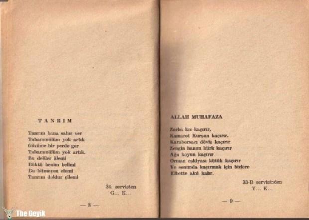 Akıl Hastalarının Yazdıkları Şiirler 2