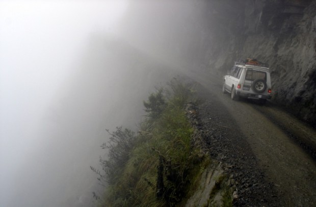 Yungas Road, Bolivya