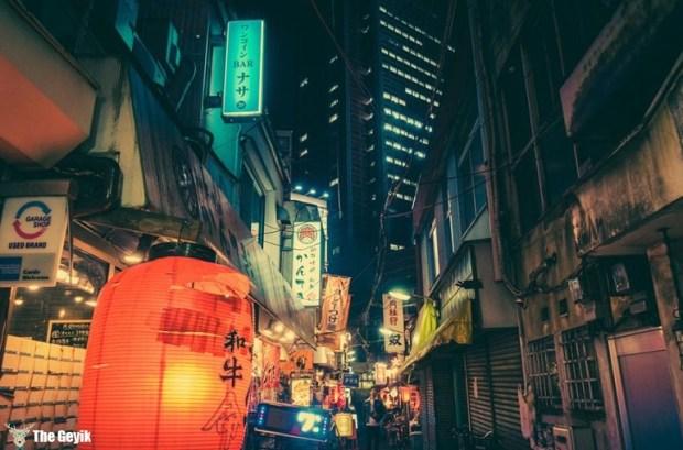 tokyo sokakları 11