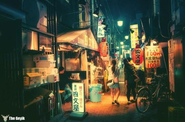 tokyo sokakları 13