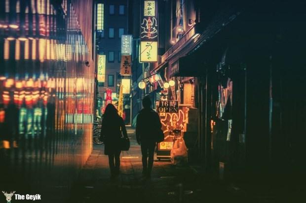 tokyo sokakları 15