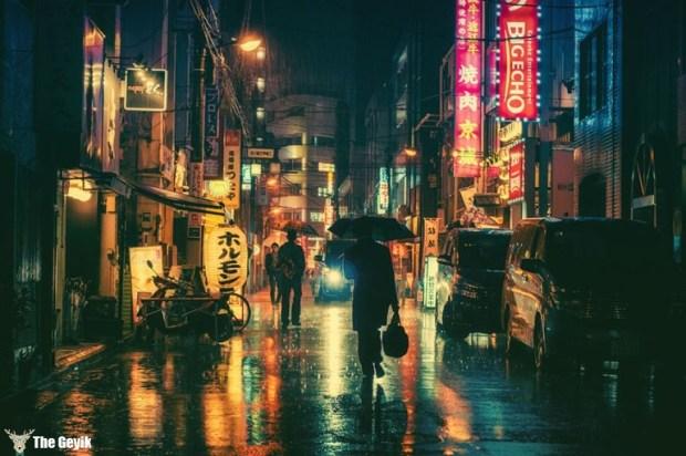 tokyo sokakları 3