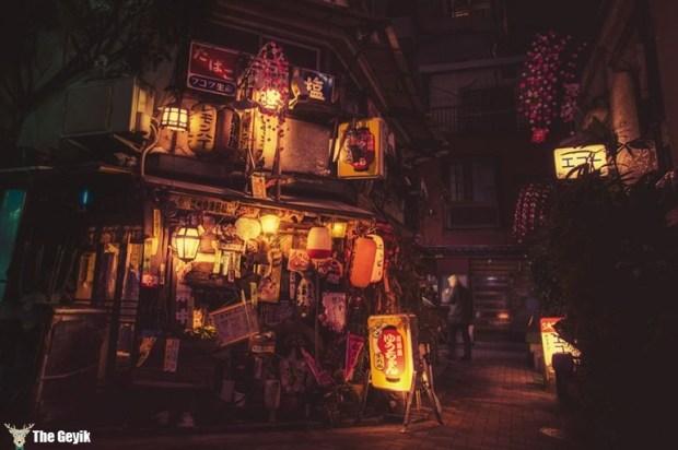 tokyo sokakları 5