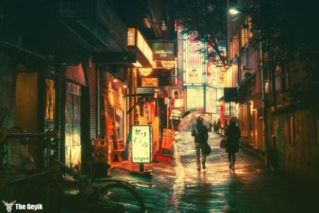 tokyo sokakları 7