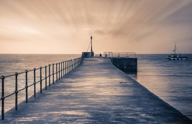 Wicklow Pier