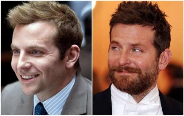 Ünlülerin sakallı ve sakalsız halleri 9