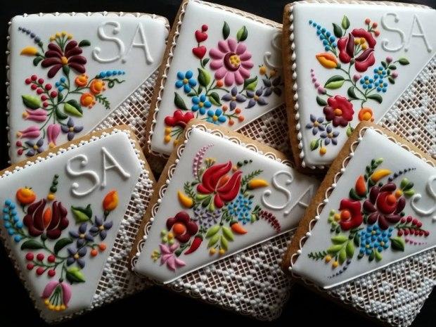 Dikiş Nakış gibi pasta yapan mezesmanna 10