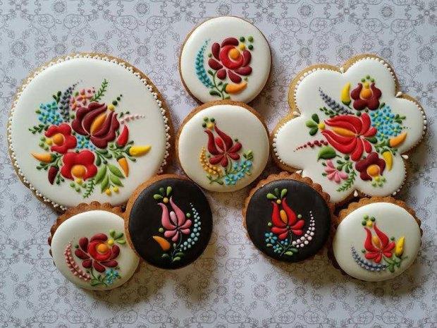 Dikiş Nakış gibi pasta yapan mezesmanna 11