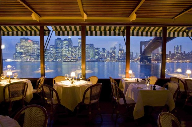 The River Cafe in New York