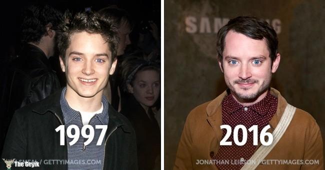 Eski ve yeni halleriyle hala genç görünen ünlüler 1