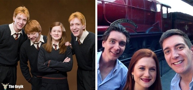 Film karakterleri yıllar sonra bir araya gelse 13