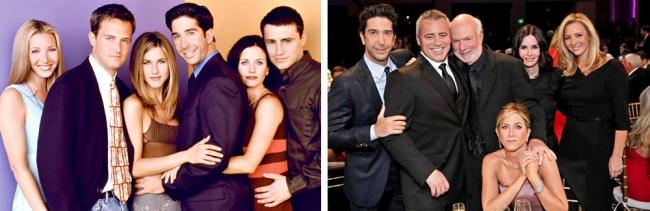 Film karakterleri yıllar sonra bir araya gelse 4