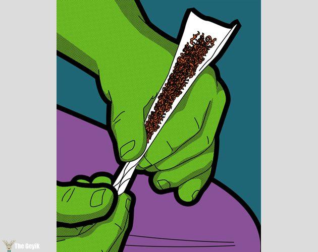 Süper Kahramanların Bize Gösterilmeyen Gizli Hayatı Greg Guillemin 24