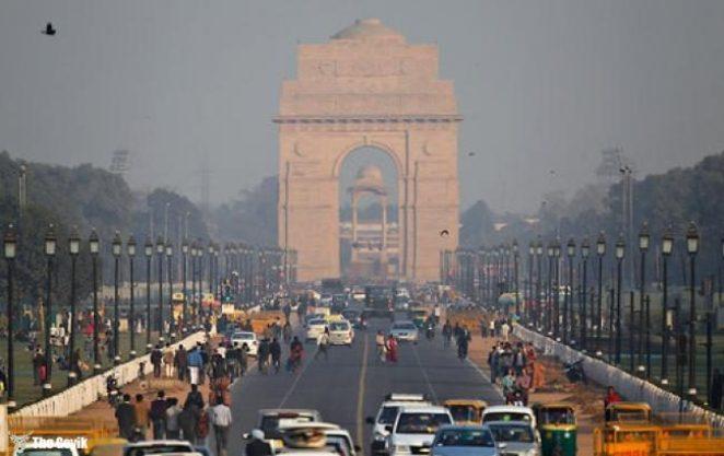 Yeni Delhi, Hindistan'ın başkentidir.