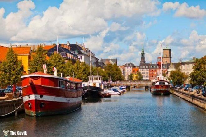 Kopenhag, Danimarka'nın başkentidir.