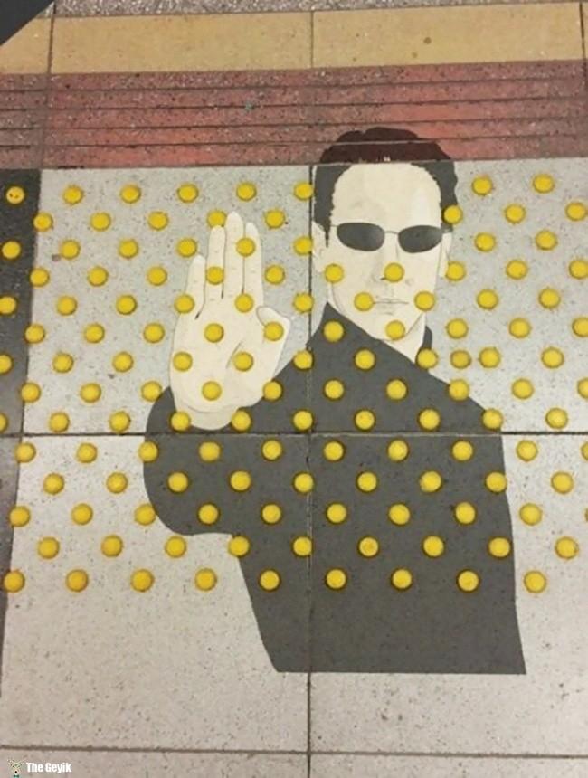 sokak sanatları sokağı canlandırma 11
