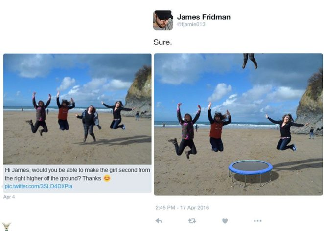 James Fridman komik photoshop9