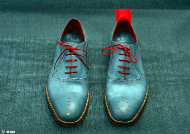 gps ayakkabi