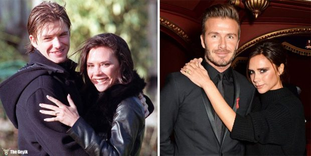 #14 Victoria Beckham And David Beckham - 19 Years Together