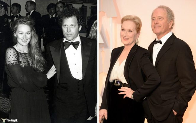#2 Meryl Streep And Don Gummer - 37 Years Together