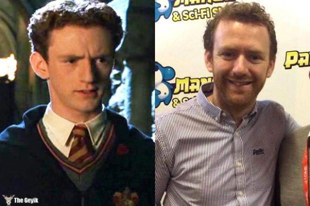 Chris Rankin - Percy Weasley